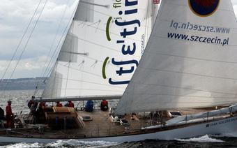 """""""Dar Szczecina"""" - ubiegłoroczny zwycięzca Tall Ship's Races"""