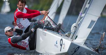 Mateusz Kusznierewicz i Dominik Życki popłyną w finale Star Sailors League
