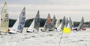 Mistrzostwa Polski Klasy 505 w Krynicy Morskiej