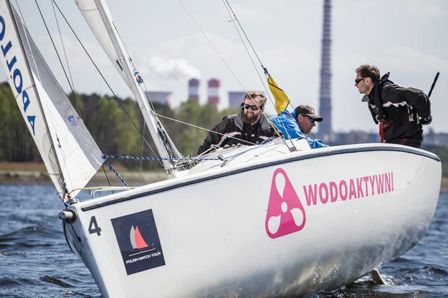 Paweł Ejsmont wygrał pierwsze regaty Polish Match Tour!