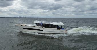 Światowa premiera na Targach Wiatr i Woda w Gdyni