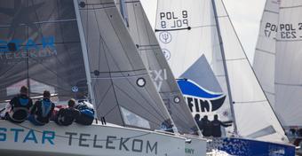 Delphia 24 i Scandinavia-Skippi od jutra zawalczą o medale Mistrzostw Polski 2017