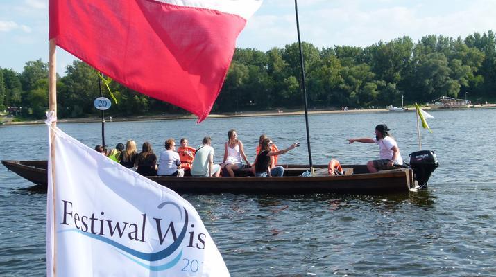Festiwal Wisły popłynął z nurtem. Fotorelacja z największej imprezy Roku Rzeki Wisły